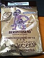 Berontoseno Arabica Coffee 250gr in Multiscript.jpg