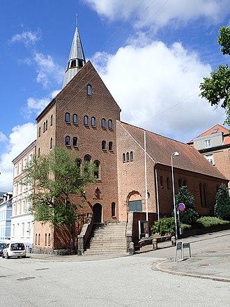 Vesterbro, Aarhus - Image: Betlehemskirken