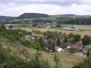Bettendorf, Luxembourg - Image: Bettendorf, Luxembourg