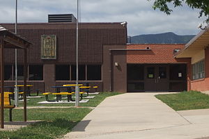 Beulah, Colorado - Image: Beulah School of Natural Science