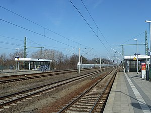 Teltow railway station - Teltow railway station