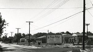 Old Harford Road - Image: Bge 30842 kingsrdg 1956sep 14b CROP8x 10cropmod