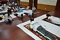 Bhujangasana - International Day of Yoga Celebration - NCSM - Kolkata 2015-06-21 7384.JPG