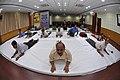 Bhujangasana - International Day of Yoga Celebration - NCSM - Kolkata 2017-06-21 2372.JPG