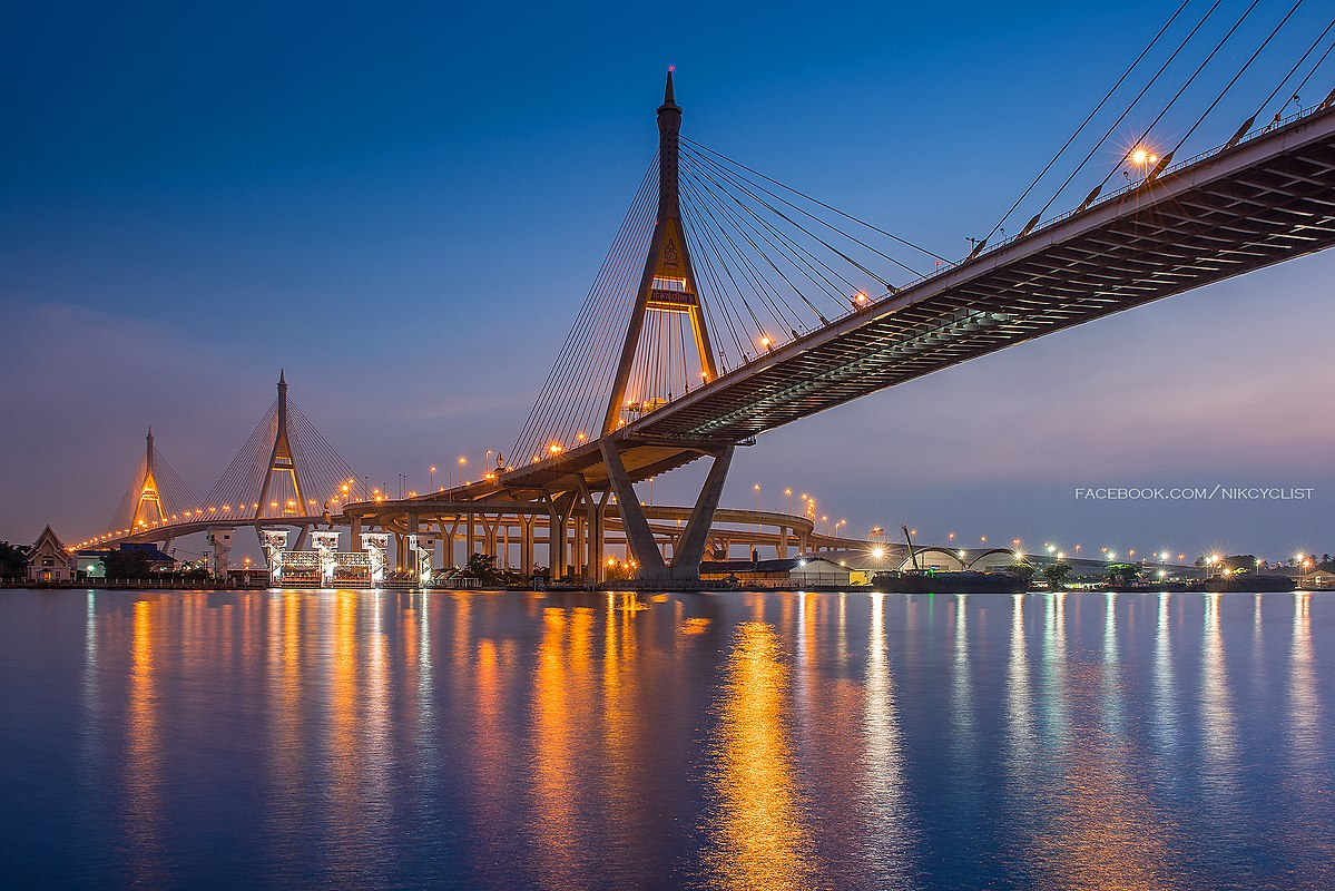 Bhumibol Bridge Wikipedia