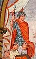 Bibliothèque nationale de France - Bible de Vivien Ms. Latin 1 folio 423r détail d'un soldat carolingien.jpg
