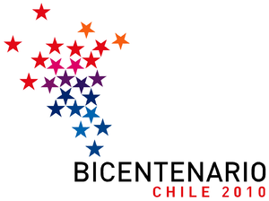 Bicentennial of Chile - Logo of the Bicentennial of Chile.
