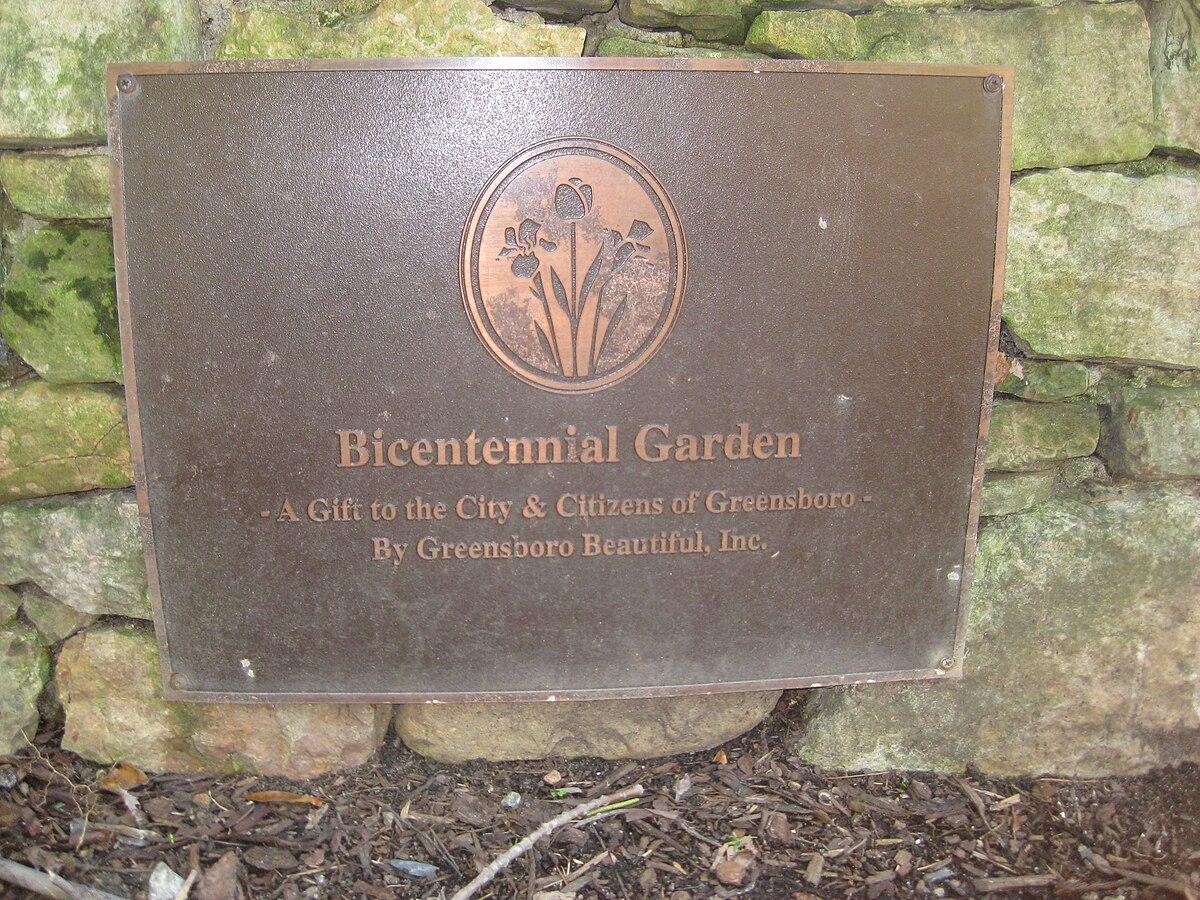 Tanger Family Bicentennial Garden Wikidata