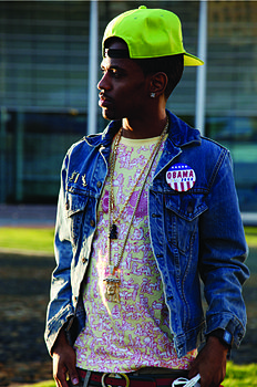 Big Sean nel 2009