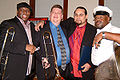 Big Sam Williams, Jeff Albert, Steve Turre, and Kirk Joseph.jpg