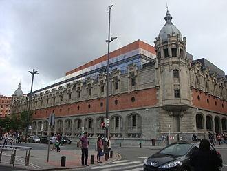 Alhóndiga (building) - Image: Bilbao Alhondiga kriss 69 01