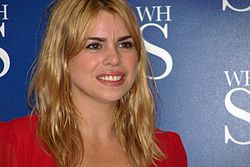 Sugary Billie piper naked in canterbury tales her she