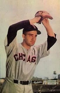 Billy Pierce American baseball player