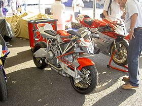 Image illustrative de l'article Bimota Tesi