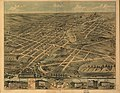 Bird's eye view of the city of Akron, Summit County, Ohio 1870. LOC 73694502.jpg