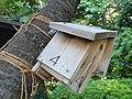 Bird house at Seseragi Park.jpg