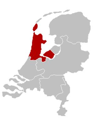 Roman Catholic Diocese of Haarlem-Amsterdam - Image: Bisdom Haarlem Locatie
