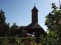 """Biserica de lemn """"Cuvioasa Paraschiva"""" - Arad.JPG"""