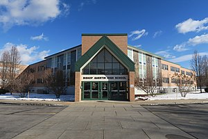 Bishop Guertin High School - Bishop Guertin High School