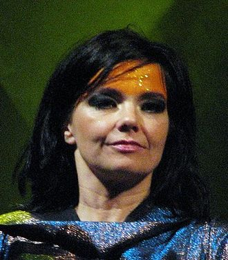 Trip hop - Image: Björk by Foxtongue
