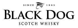 Black Dog Scotch Whisky Logo