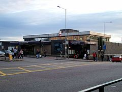 Blackhorse Road stn building.JPG