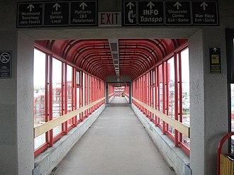 Blair station - Image: Blairstation