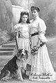 Blanka von Castilien mit ihrer Tochter Maria Immatikulata.jpg