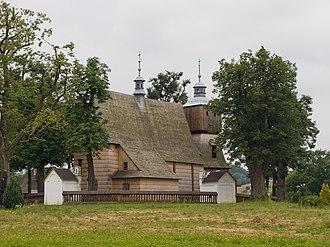 Polish Uplanders - Image: Blizne, 011