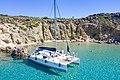 Boat trip to Kleftiko on Milos Island, Greece.jpg