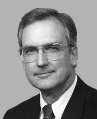Louisiana gubernatorial election, 1987 - Image: Bob Livingston