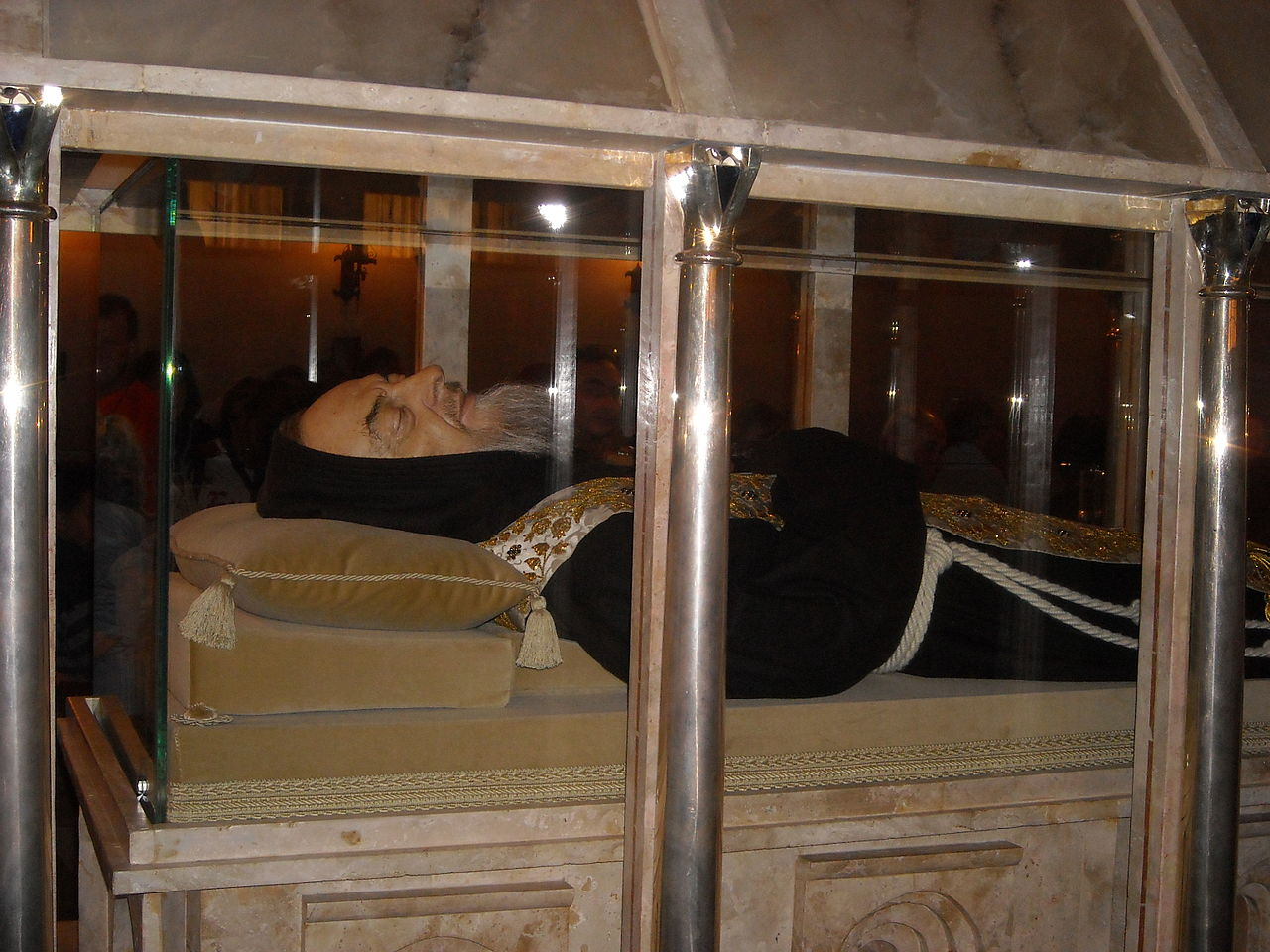 Centro Padre Pio Villa Adriana Dottoressa Caiazzo