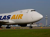 N418MC - B744 - Atlas Air