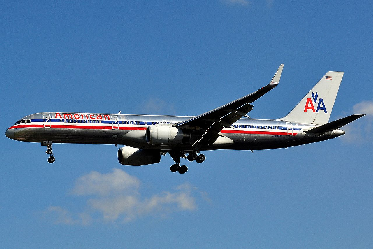 American Airline 757 Planes Sizes Related Keywords