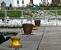 Bollards, Rathlin Island - geograph.org.uk - 818704.jpg