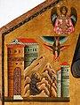Bonaventura Berlinghieri, San Francesco e storie della sua vita, 1235, 02 stimmate.jpg