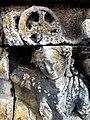 Borobudur - Divyavadana - 112 E, Maitrakanyaka comes to his Punishment (detail 2) (11705287844).jpg