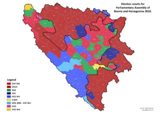 2010 Bosnian general election