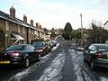 Bottom end of Ludlow Road - geograph.org.uk - 1153455.jpg