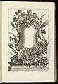 Bound Print, Cartouche with Owl, Livre de Cartouches Irréguliers (Book of Irregular Cartouches), 1738 (CH 18238079).jpg