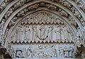 Bourges (18) Cathédrale Saint-Étienne - Extérieur - Portail de la Vierge - 03.jpg