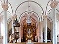 Bourguignon, Église Sainte-Anne à l'intérieur.jpg
