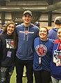 Brady Skjei with fans in February 2019.jpg