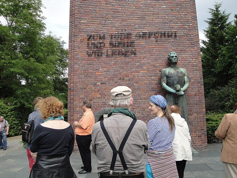 Datei:Brandenburg Gedenkstätte der Antifaschisten.JPG
