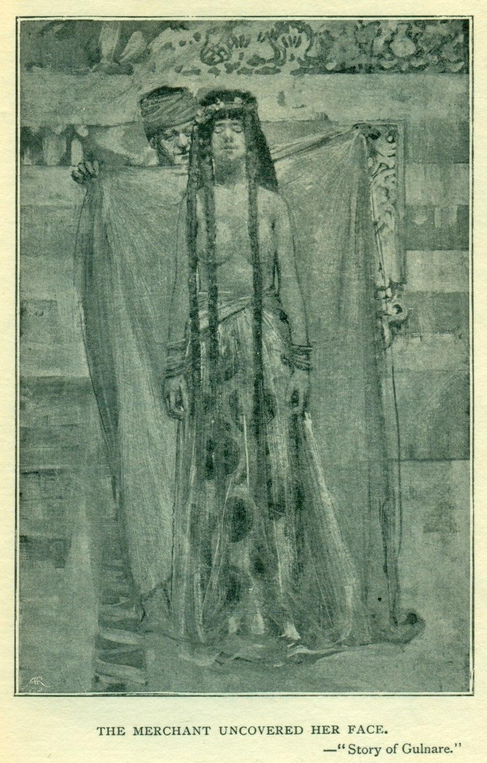 Brangwyn, Arabian Nights, Vol 5, 1896 (2)