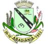 Brasão Abadiânia GO.png
