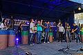Brest - Fête de la musique 2014 - ChantSigne - 005.jpg