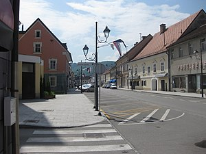 Brežice - Image: Brezice, Slovenia