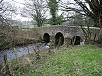 Compton Dando Bridge