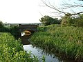 Bridge over the river Babingley, Norfolk. - geograph.org.uk - 179540.jpg